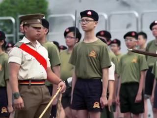 香港少年领袖团大汇操 Rehearsal part 1