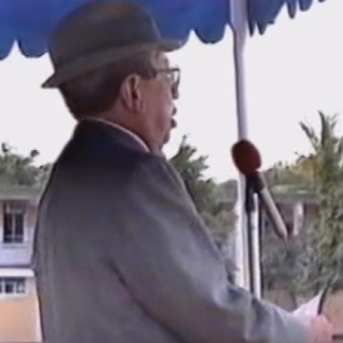 香港少年領袖團1996年第一屆學員畢業會操 (4)
